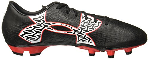 UA CF Force 2.0 FG Firm Ground - Black Black