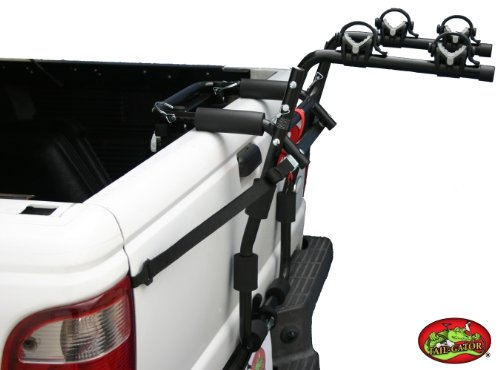 Tail-Gator Bike Rack for Trucks by RJ