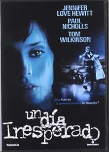 Un Dia Inesperado [DVD]