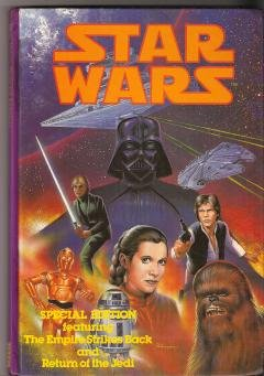Star Wars:Special Edition Featuring The Empire Strikes Back and Return of The Jedi-Published in 1983 by Grandreams Ltd -BHS London