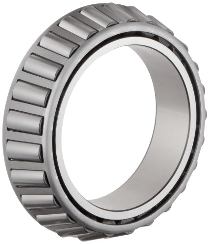 Timken 64450 Tapered Roller Bearing, Single Cone, Standard Tolerance, Straight Bore, Steel, Inch, 4.5000