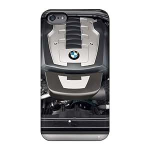 Anti-Scratch Hard Phone Case For Apple Iphone 6 (cze2066jLQu) Customized Stylish Bmw 6 Series Engine Series