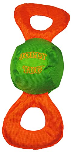 (Jolly Pets Jolly Tug Tug/Squeak Toy, Extra Large)