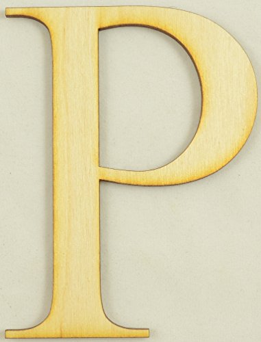 (CMRho Rho Greek Letter Size:3 Inch Thickness:1/4