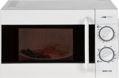 Clatronic MWG 765 - Horno microondas con grill, color blanco ...