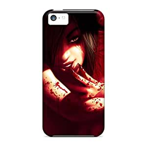 Hot New She's Bad Case Cover For Iphone 5c With Perfect Design