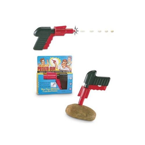 Pellet Shooters (12 Potato Guns - One Dozen Spud Shooters - Shoots Potato Pellets)