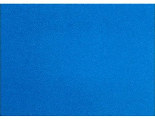 A7 Flat Card (5 1/8 x 7 ) - Boutique Blue (250 Qty.) by Envelopes.com