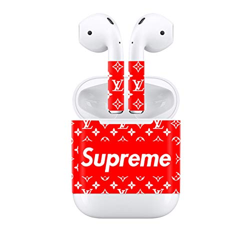 Skin Sticker Vinyl Decal Protective Wrap for Apple Airpods Skin by FantasticShop (Image #1)
