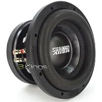 SD-2 8 D4 - Sundown Audio 8 300W RMS Dual 4-Ohms Subwoofer