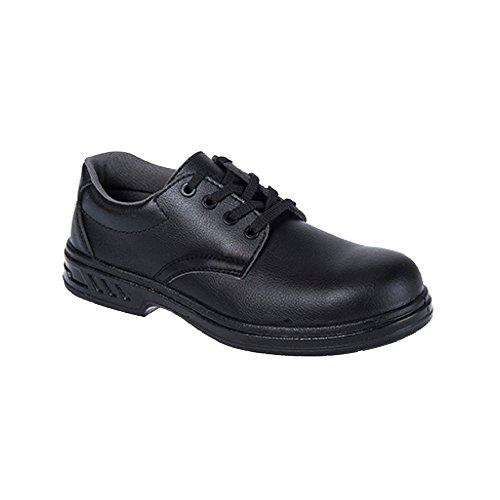 Portwest FW80-Chaussure de sécurité lacets S2 Noir taille 46