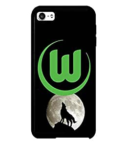 Phone Accessories, Case Compatible With Ipod Touch 6th Generation Vfl Wolfsburg Perfect Design Elegant Cover
