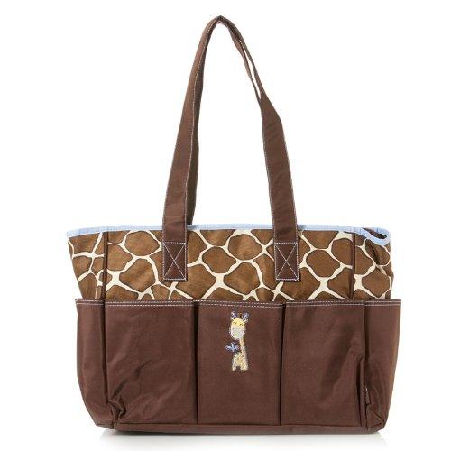 - Baby Boom Giraffe Tote Diaper Bag