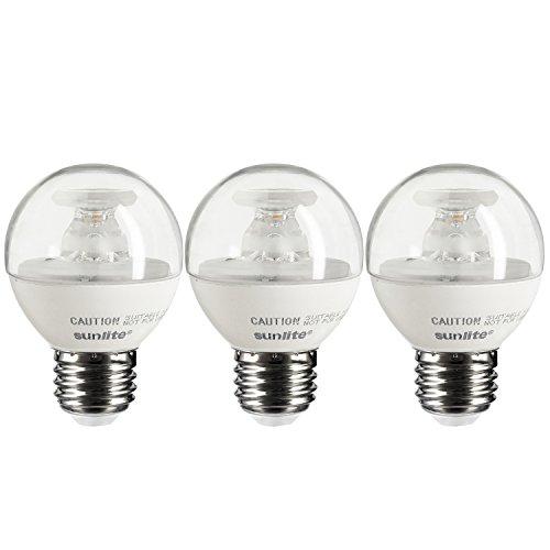 Sunlite G16 LED E26 27K