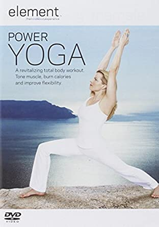 Element: Power Yoga [DVD] [Reino Unido]: Amazon.es: Ashley ...