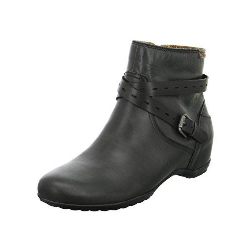 Pikolinos 9688829lead - Botas de Piel para mujer gris