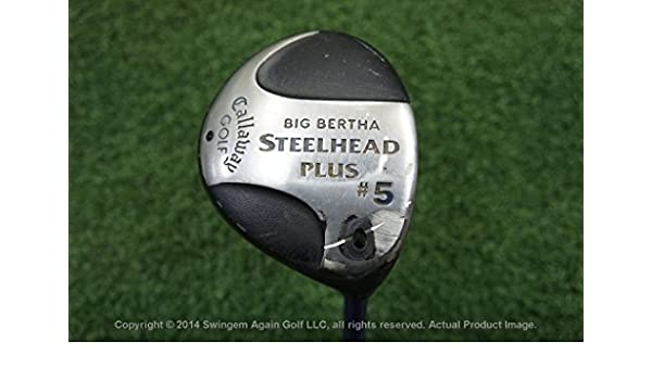Callaway Big Bertha Steelhead Plus Fairway - Palo de golf ...