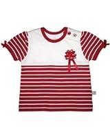 Liegelind OC T-Shirt ringel 99-11501 Baby - Mädchen Babykleidung/Oberteile/Shirts