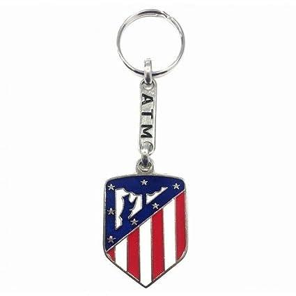 Atlético de Madrid FC Llavero Producto Oficial: Amazon.es ...