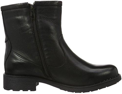 XTI 65310, Zapatillas de Estar por Casa para Mujer negro
