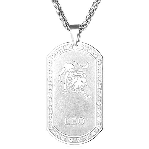 U7 Jewelry Stainless Pendant Necklace