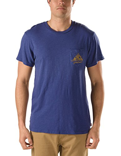 VANS CALIFORNIA SPACED SINCE 1966 T-SHIRT S/S