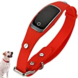 Pet GPS Tracker for Cat Dog, Anti-Theft Real-Time Pet Locator Waterproof with Unlimited