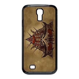 Samsung Galaxy S4 I9500 Phone Case Black Diablo ESTY7911594