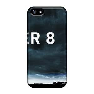 Kallard Scratch-free Phone Case For Iphone 5/5s- Retail Packaging - 2011 Super 8 Movie