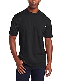 Dickie's Men's Heavyweight Crew Neck Short Sleeve Tee Big-tall
