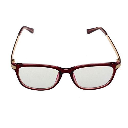 Pinleg Retro Vintage Women Student Designer Fashion Plain Glass Glasses Classic Round Designer Sun Glasses UV400