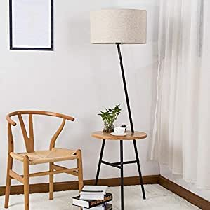 Amazon.com: DEED Floor Lamp-Led Living Room Minimalist ...