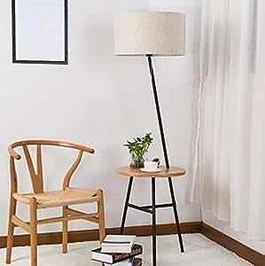 Amazon.com: DEED Floor Lamp-Led Living Room Minimalist ...