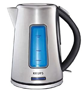 KRUPS BW3990 Prelude Electric Kettle : I love it. The kettle really meets my expectations