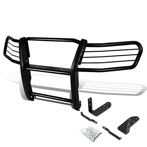 For Honda Element 4D Y1 / H1 Front Bumper Protector Brush Grille Guard (Black)