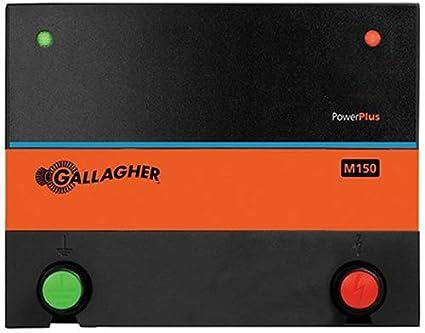 Amazon.com : Gallagher G328504 M150 110-volt Fencer, 60 Acre/11-Mile :  Livestock Equipment : Garden & Outdoor