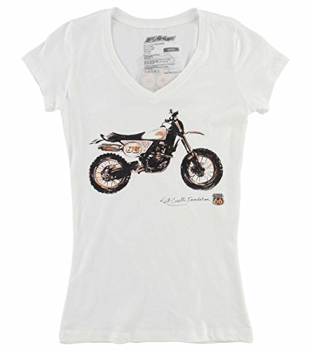 FMF Apparel Women's Sandstorm Tee - X-Large/White