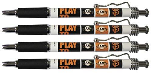 San Francisco Giants Jazzy Pen - Francisco Pencil Giants San