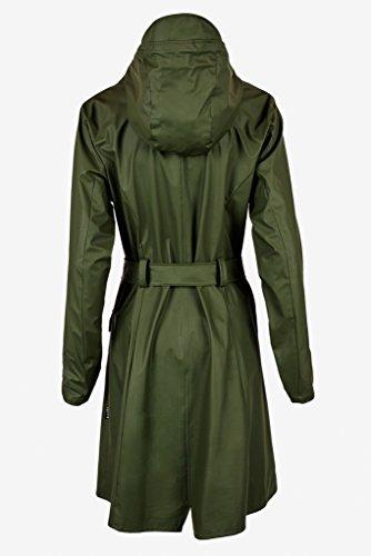 Green Curve Rains Ladies Jacket Rains srChQdxBto