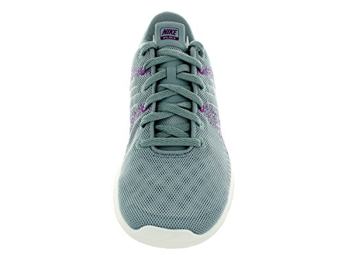Nike Flex Fury, Zapatillas de Running para Hombre Dove Grey/Fuchsia Glow/Bold Berry/White