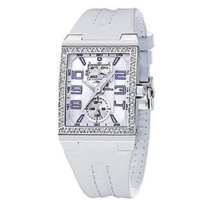 Festina Trend Multifunktion Nr. 9 F16295/1 - Reloj para mujeres, correa de cuero