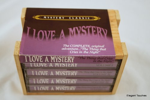 I Love a Mystery (Radio Mystery Classics) Cassette Crate