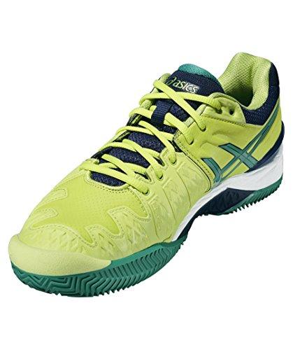 Asics Gel-Resolution 6 Clay, Scarpe da Tennis da Uomo VERDE