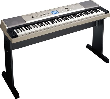 Yamaha YPG535 Portable Grand Piano from YAMAHA
