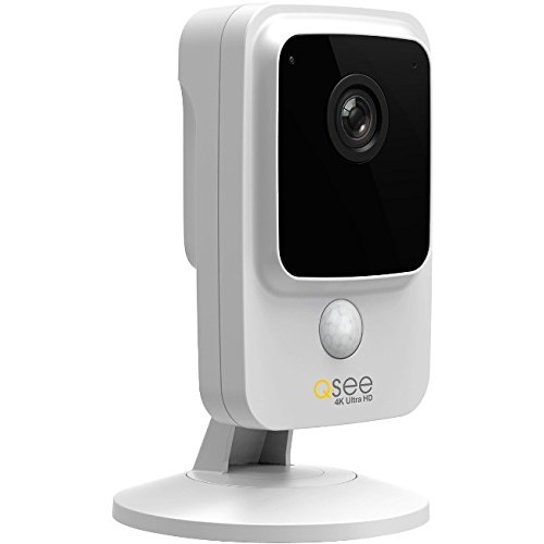 Network Camera - Color - Q-See QCW4K1MCW