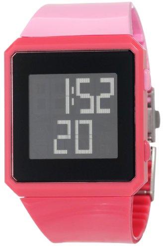 ELLETIME Women's EG50001P04E ELLE Girl Pink Clock Lock Watch