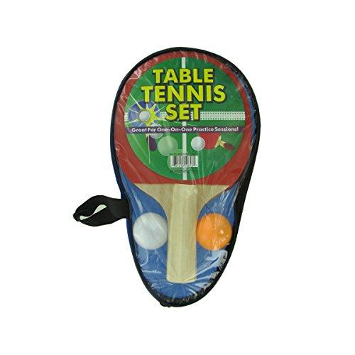 ポータブルテーブルテニスset-package数量、6 B00R1ZQ6PK