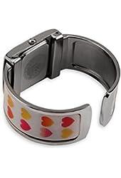 New Gold Tone Stretch Band Women's Bracelet Watch