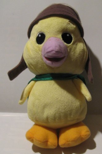 Wonder Pets! Ming Ming the Duckling 8in Plush Doll]()