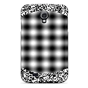 Premium Galaxy S4 Case - Protective Skin - High Quality For Optical Illusion
